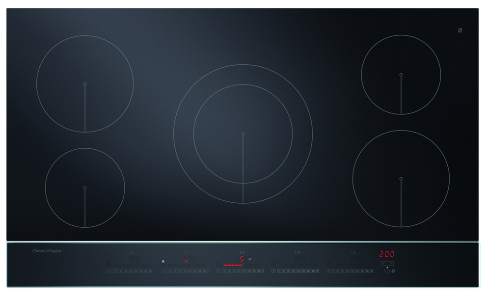 Electric Cooking Surfaces Fisher&Paykel CI365DTB2