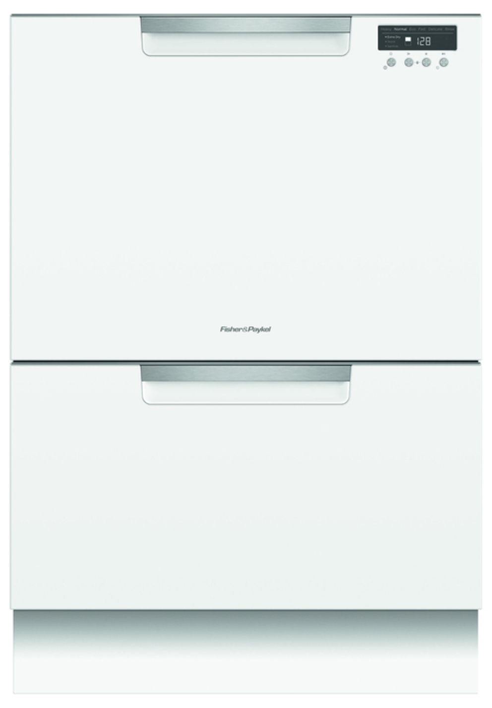 Double Dishdrawer™ Fisher&Paykel DD24DCTW9