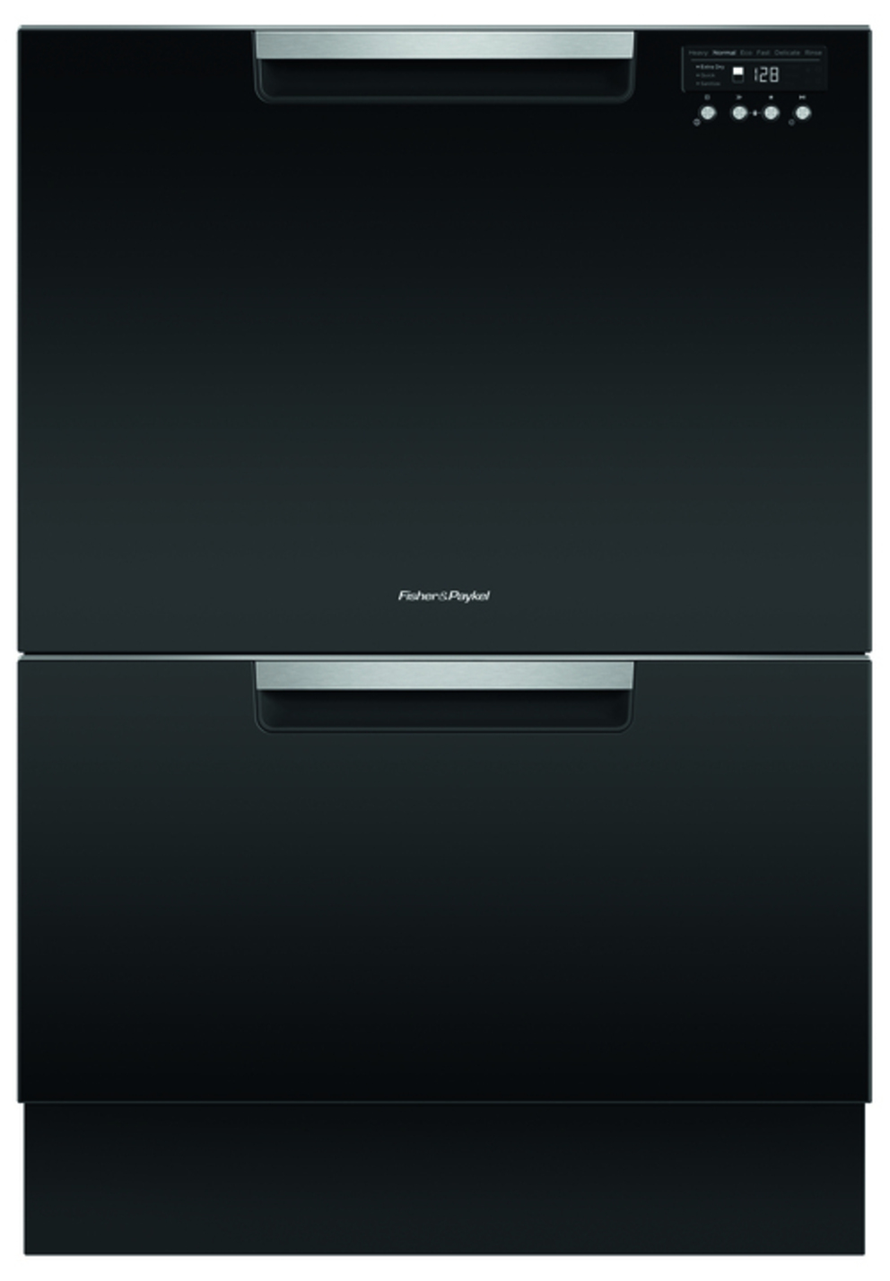 Double Dishdrawer™ Fisher&Paykel DD24DCTB9