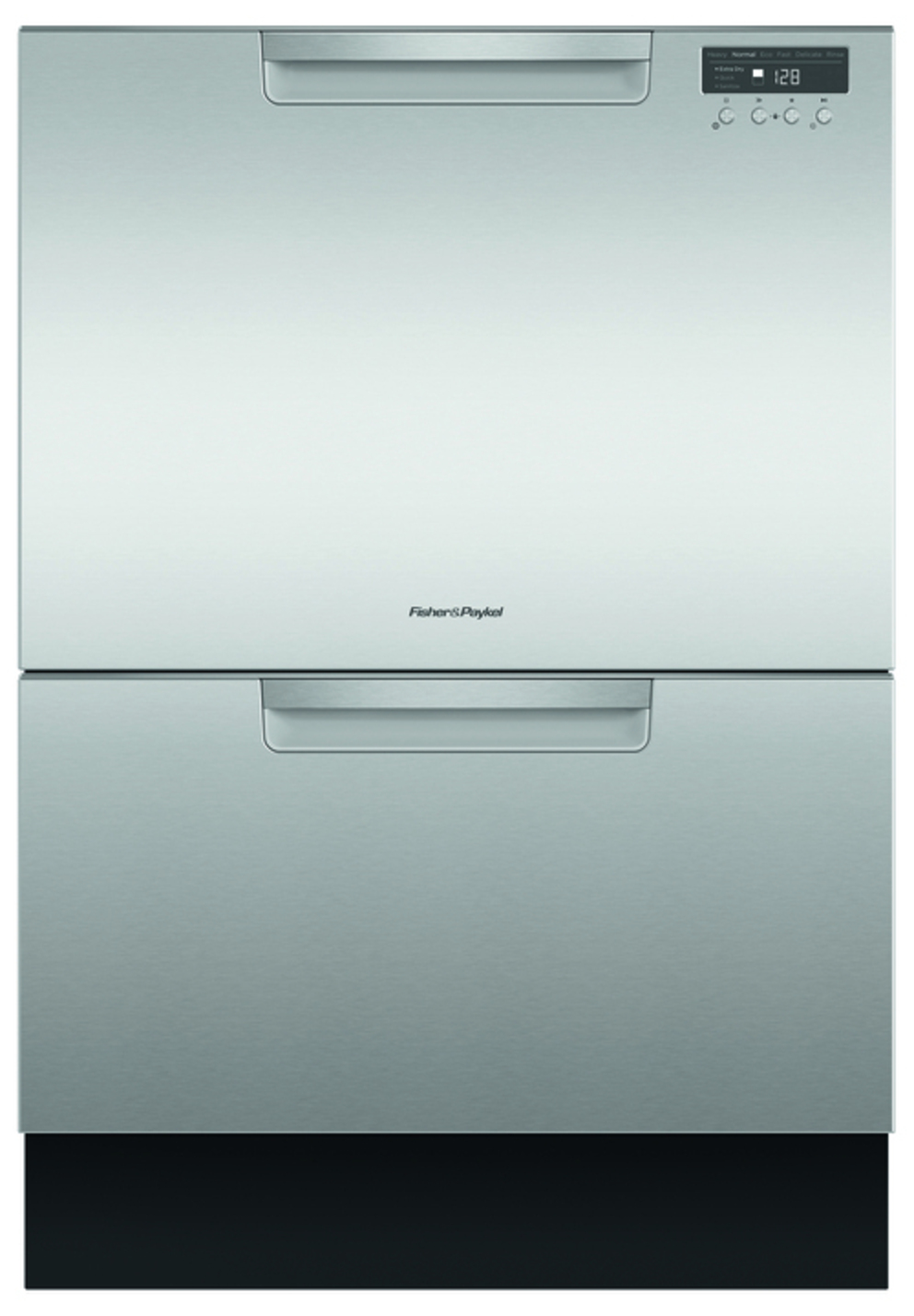 Double Dishdrawer™ Fisher&Paykel DD24DCHTX9