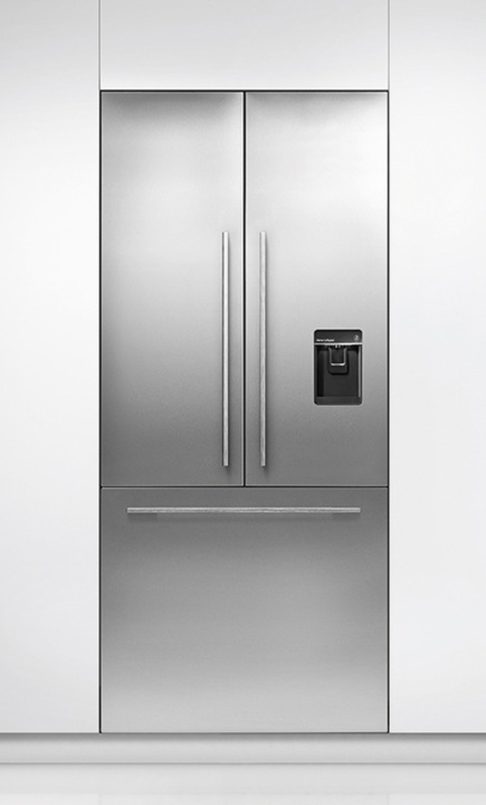 Fridges Fisher&Paykel RS36A80U1 + RD3680U (80'' F&P)