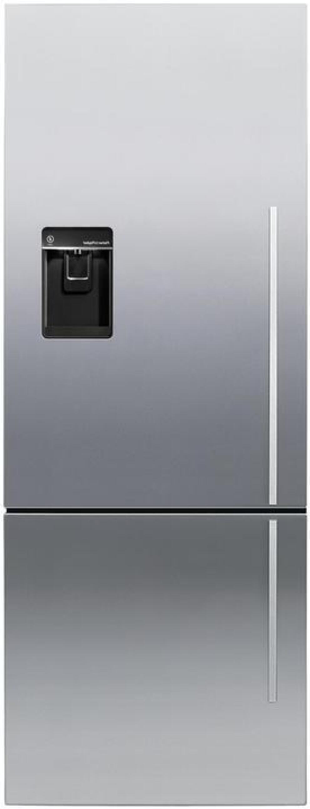 Fridges Fisheru0026Paykel RF135BDLUX4. Fisheru0026Paykel. Left Hinge Bottom Freezer  Refrigerator RF135BDLUX4 · Fridges Fisheru0026Paykel RF135BDLX4
