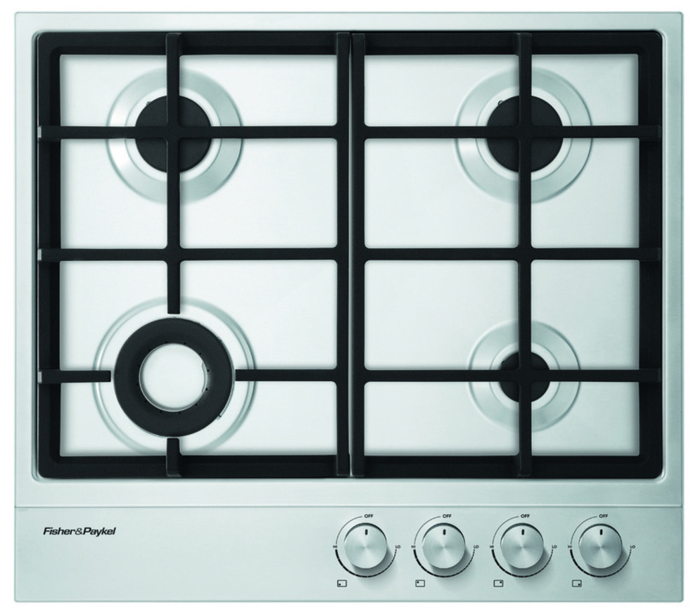 Gas Cooking Surfaces Fisher&Paykel CG244DNGX1