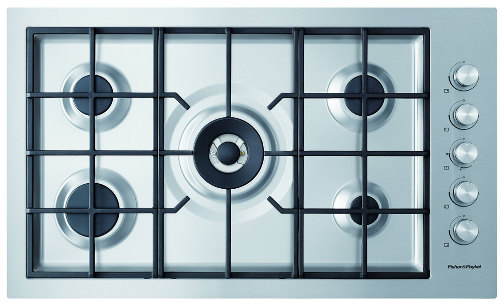 Gas Cooking Surfaces Fisher&Paykel CG365DWNGACX2