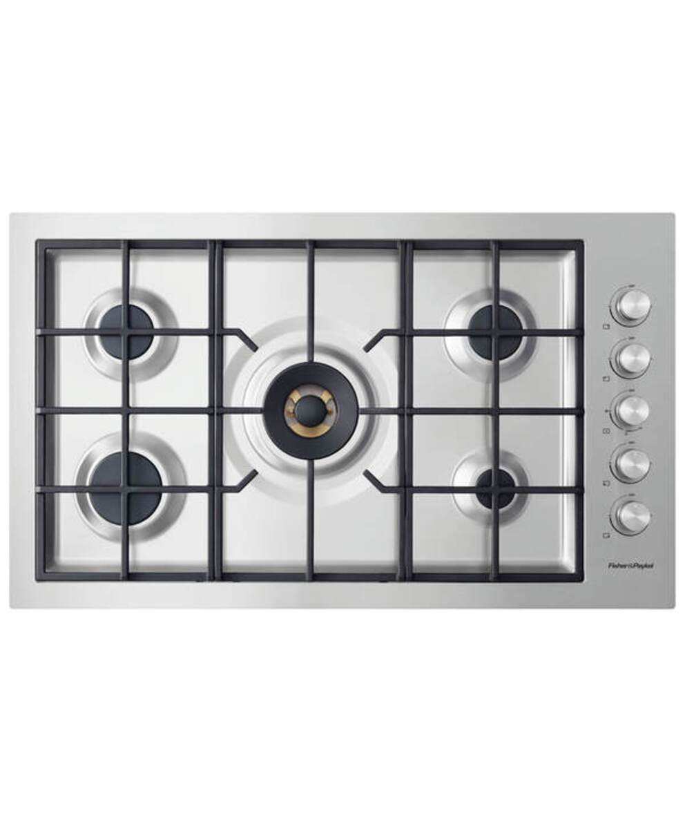 Gas Cooking Surfaces