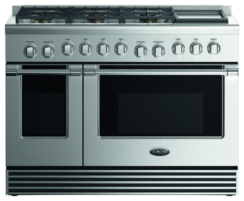 Cuisinières au Gaz - DCS RGV2 RGV2-486GD - A.G. International ...