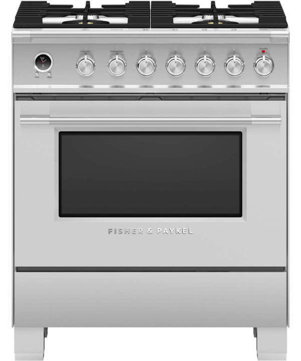 Gas Ranges Fisher&Paykel OR30SCG6X1