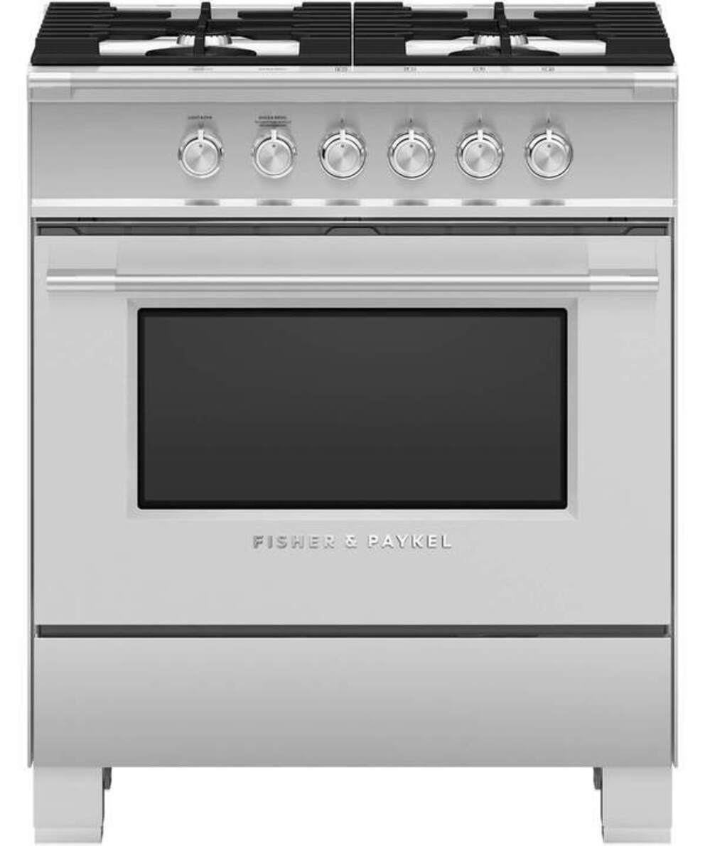 Gas Ranges Fisher&Paykel OR30SCG4X1
