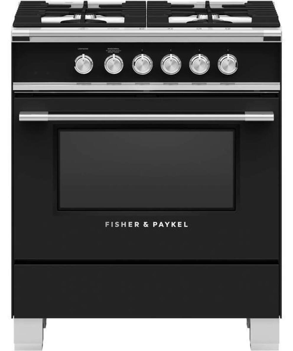 Gas Ranges Fisher&Paykel OR30SCG4B1
