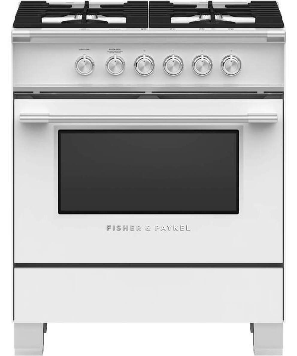 Gas Ranges Fisher&Paykel OR30SCG4W1