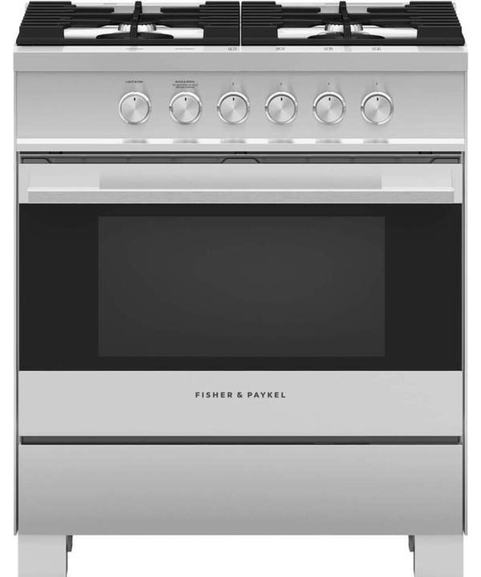 Gas Ranges Fisher&Paykel OR30SDG4X1