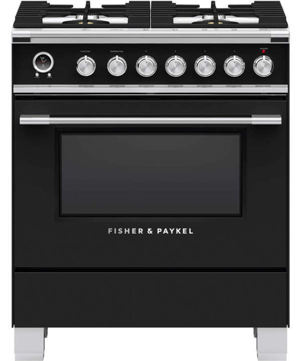 Gas Ranges Fisher&Paykel OR30SCG6B1