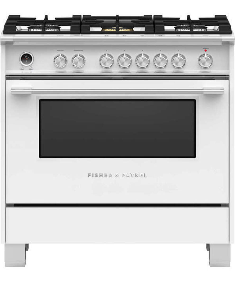Gas Ranges Fisher&Paykel OR36SCG6W1