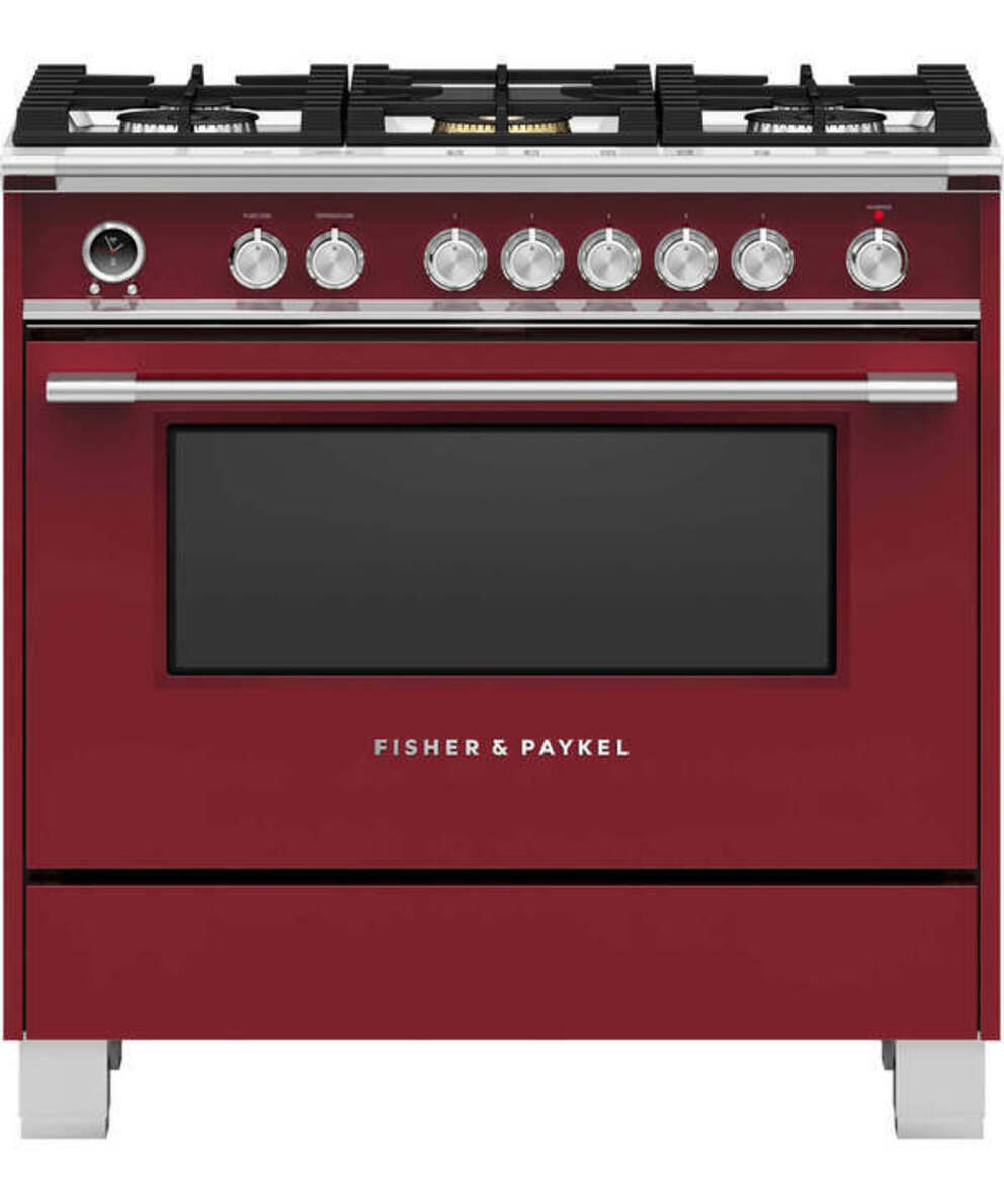 Gas Ranges Fisher&Paykel OR36SCG6R1