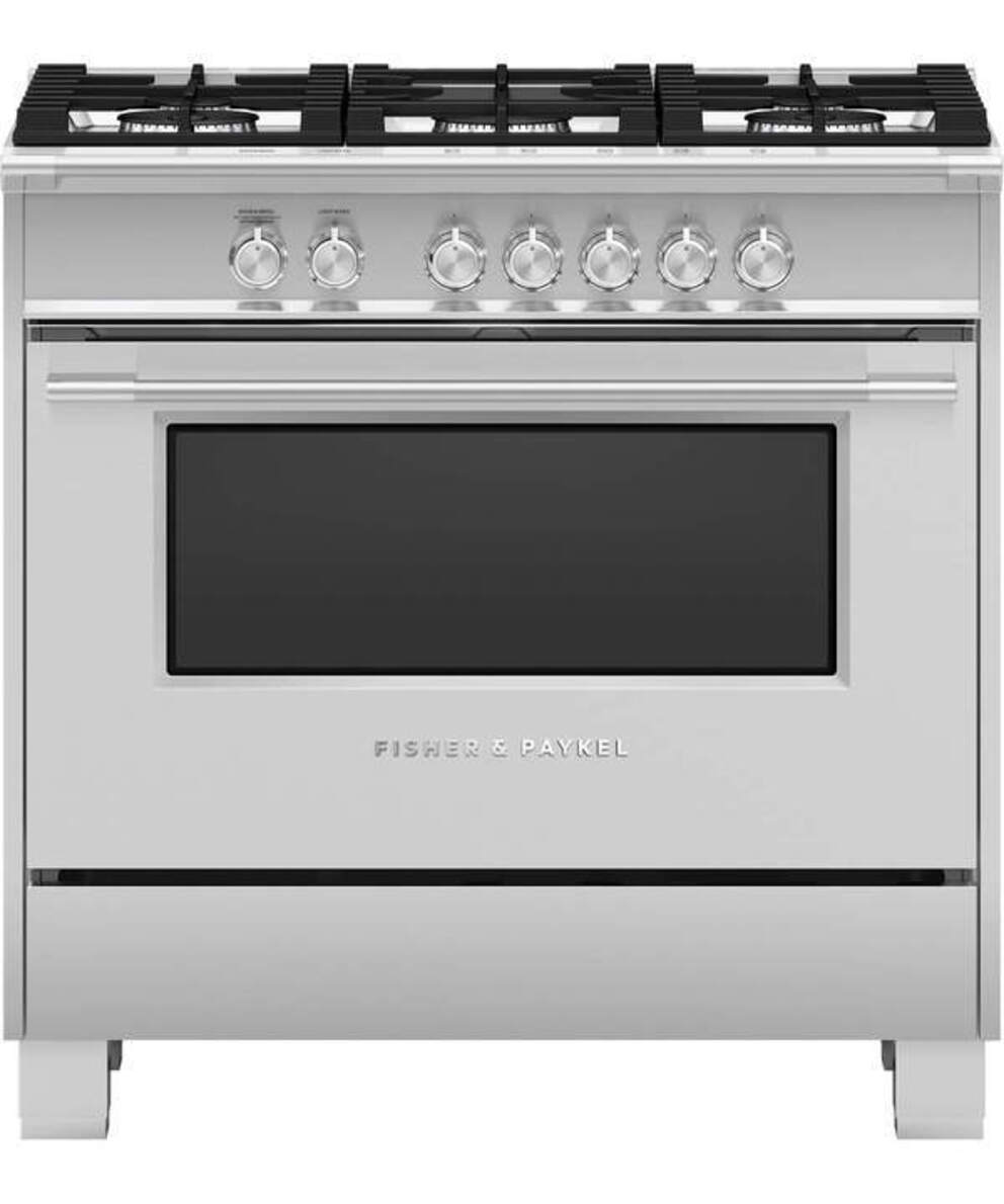 Gas Ranges Fisher&Paykel OR36SCG4X1