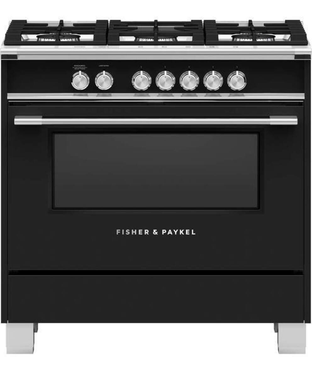 Gas Ranges Fisher&Paykel OR36SCG4B1