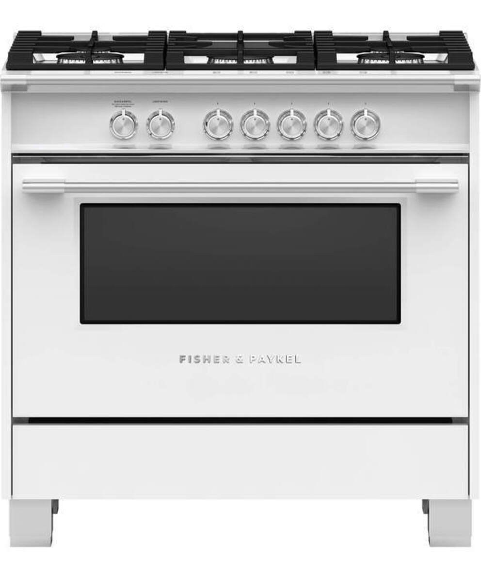 Gas Ranges Fisher&Paykel OR36SCG4W1