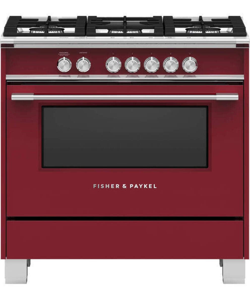 Gas Ranges Fisher&Paykel OR36SCG4R1