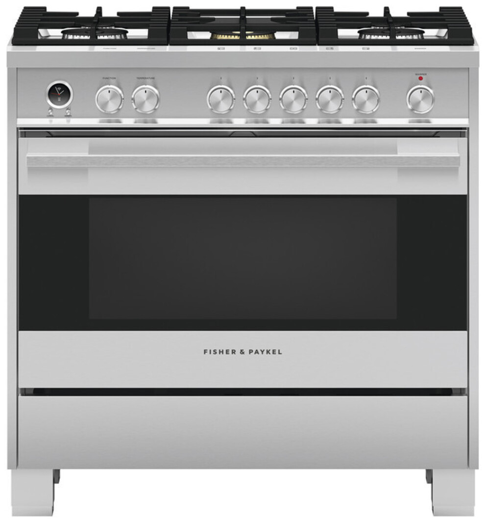 Gas Ranges Fisher&Paykel OR36SDG6X1
