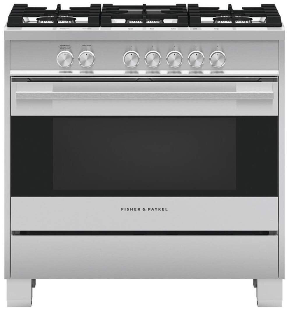 Gas Ranges Fisher&Paykel OR36SDG4X1