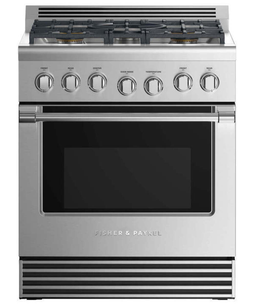 Gas Ranges Fisher&Paykel RDV2-305L-N