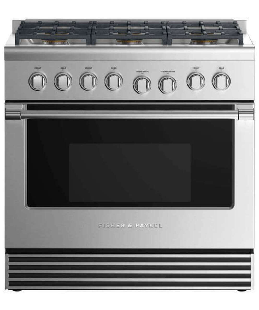 Gas Ranges Fisher&Paykel RDV2-366L-N