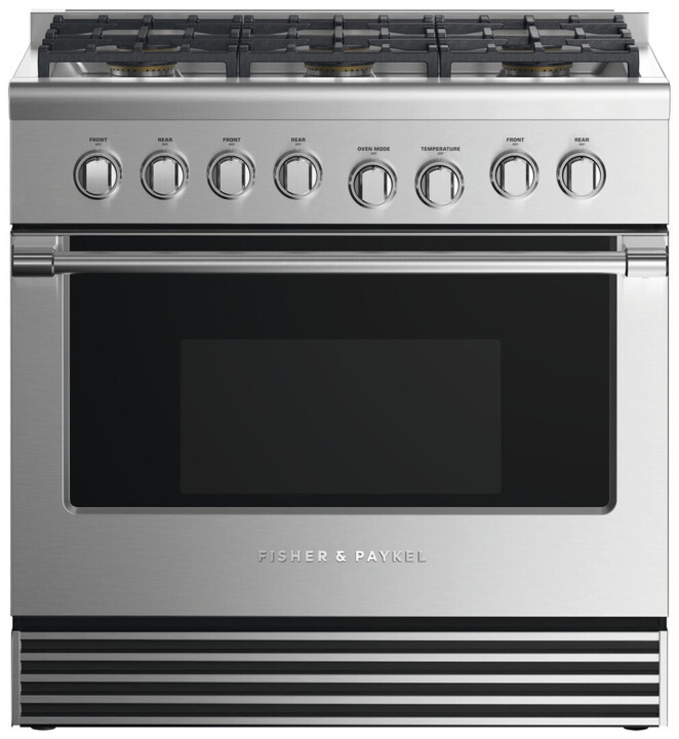 Gas Ranges Fisher&Paykel RDV2-366N-N
