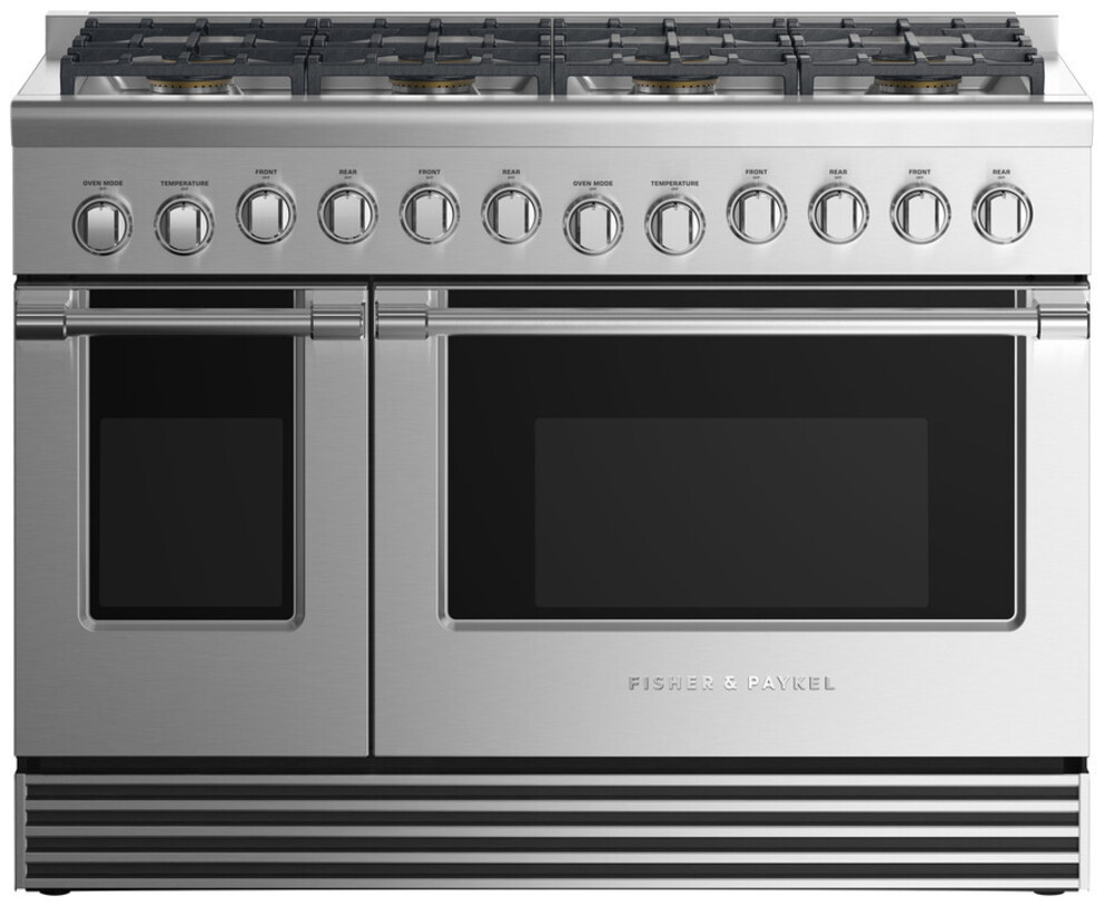 Gas Ranges Fisher&Paykel RDV2-488N-N